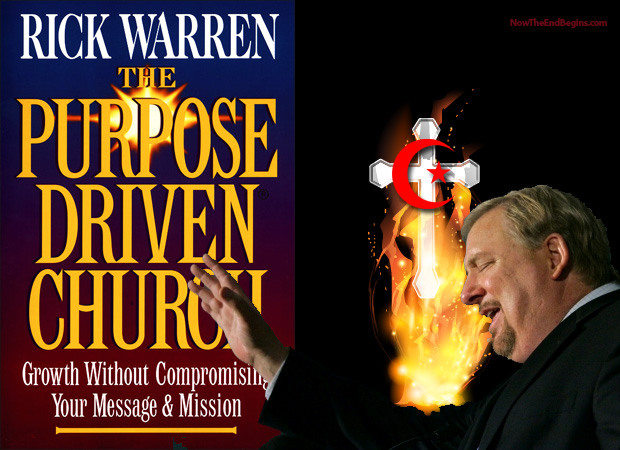 REVEALED! The Purpose Driven Plan To Destroy Your Church (VIDEO)